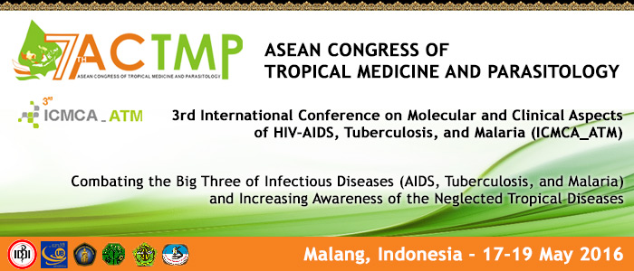 ASEAN CONGRESS OF TROPICAL MEDICINE AND PARASITOLOGY