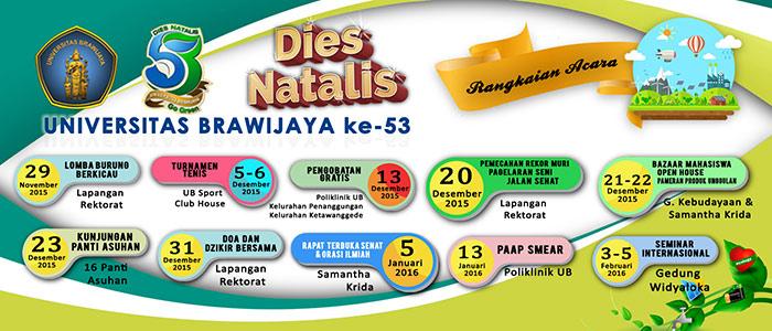 Dies Natalis UB Ke-53