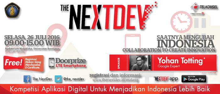 NextDev 16
