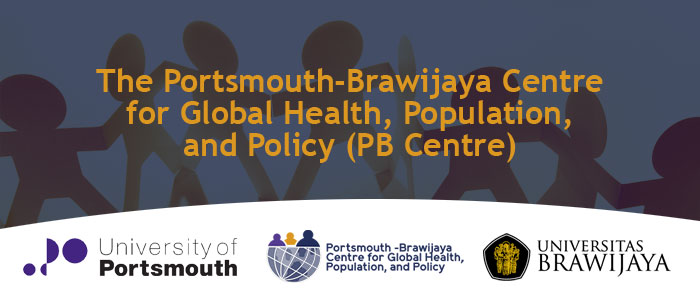 The Portsmouth-Brawijaya Centre for Global Health, Population, and Policy