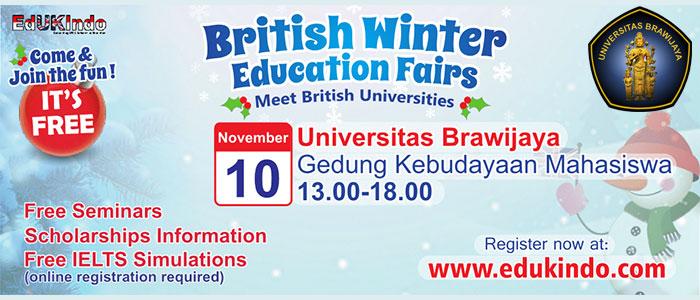 British Winter Education Fairs